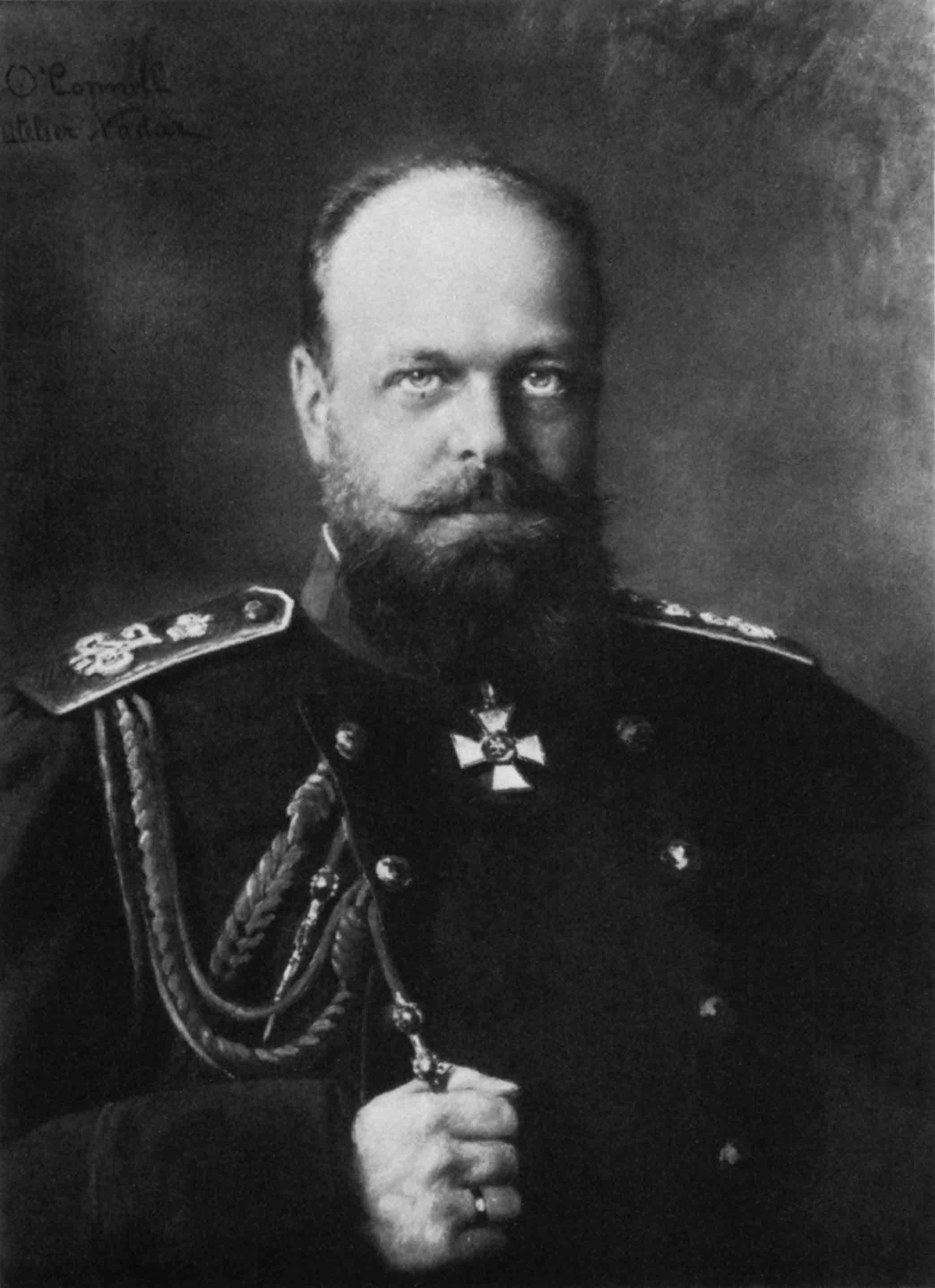 did alexander ii deserve the title tsar Grand duke alexander alexandrovich was born on 10 march 1845 at the winter palace in saint petersburg, russian empire, the second son and third child of emperor alexander ii and his first wife maria alexandrovna (née princess marie of hesse.